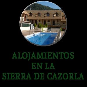 Alojamientos en la Sierra de Cazorla